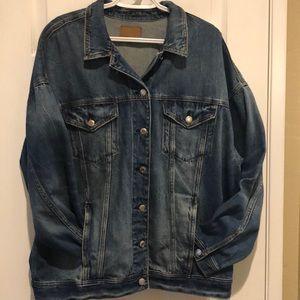 American Eagle Jean Jacket XL